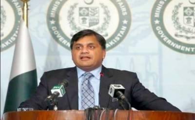 کرتار پور راہداری پر بھارتی میڈیا پر پروپیگنڈا،دفتر خارجہ نے مسترد کردیا