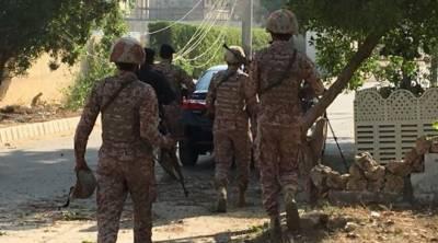 چینی سفارت خانے پر حملے کی تفتیش میں پیشرفت، سہولت کار گرفتار