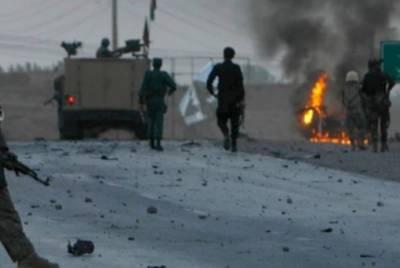 افغان صوبے قندھار میں کار بم دھماکہ،37 جنگجو مارے گئے