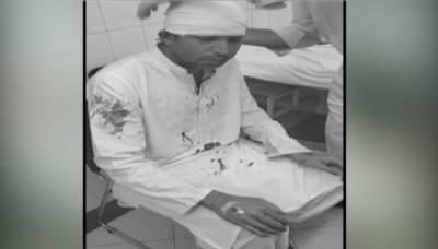 محمد آصف کی گاڑی کو حادثہ، اہلیہ اور 2 بچیوں سمیت زخمی