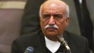 عمران خان حکومت کی سونامی سے ہر طرف تباہی آ رہی ہے، خورشید شاہ