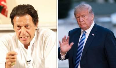 وزیراعظم کو امریکی صدر کا خط، طالبان سے مذاکرات کیلئے تعاون مانگ لیا