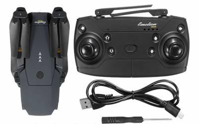 جرمن سائنسدانوں نے سیلفی ڈرون متعارف کرا دیا