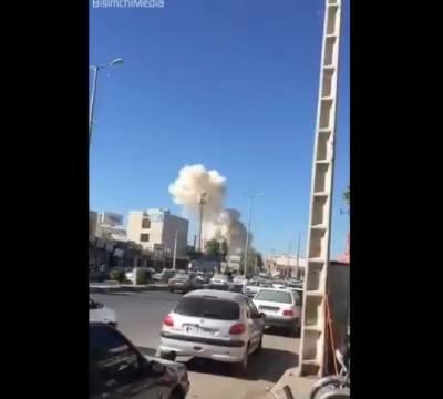 ایران کار بم دھماکے نے کئی زندگیوں کے چراغ گل کر دیئے