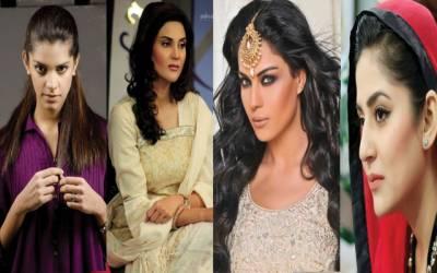 رواں برس 5 پاکستانی اداکاراوں کے لیے ازدواجی لحاظ سے اچھا ثابت نہ ہوا