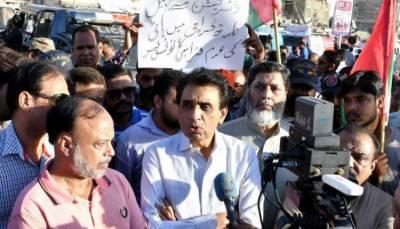 عمران خان کو وزیراعظم منتخب کرانے میں ایم کیو ایم نے اہم کردار ادا کیا ، کنوینر عامر خان