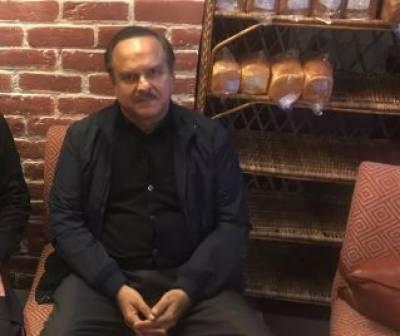 اعظم سواتی نے 25 دن پہلے بھی مستعفی ہونے کی پیشکش کی تھی:نعیم الحق