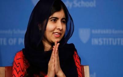 دنیا مہاجرین کے متعلق سوچ کو تبدیل کرے : ملالہ یوسف زئی