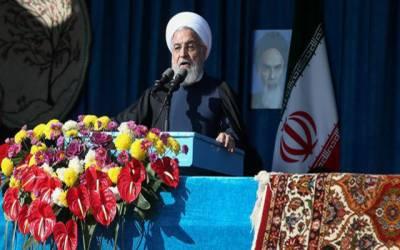 ایران نے امریکی پابندیوں کو معاشی دہشتگردی قرار دے دیا