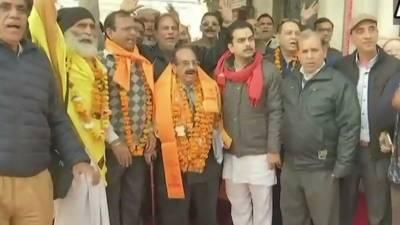 کٹاس راج مندر کی یاترا کےلئے 139 بھارتی یاتریوں کو ویزے جاری