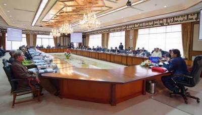 وزیراعظم کی زیر صدارت وفاقی کابینہ کا خصوصی اجلاس جاری