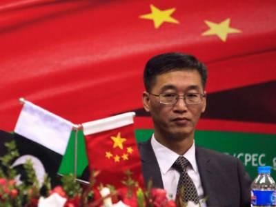 نئی حکومت کے درمیان سی پیک کو وسعت دینے کا فیصلہ ہوا، چین