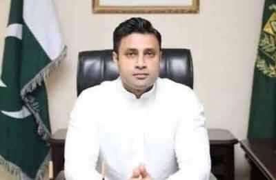 اسلام آباد ہائیکورٹ کا زلفی بخاری کا نام ای سی ایل سے نکالنے کا حکم