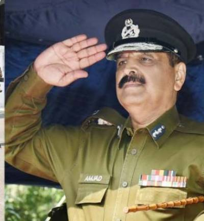 آئی جی پنجاب امجد جاوید سلیمی کا پنجاب پولیس کی پرانی وردی بحال کرنے کا فیصلہ