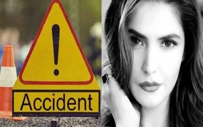 بالی ووڈاداکارہ زریں خان کی گاڑی کی ٹکر سے مبینہ طور پر موٹرسائیکل سوار نوجوان ہلاک