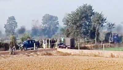 قصور میں سفاکانہ قتل، لاشیں درخت سے لٹکا دی گئیں