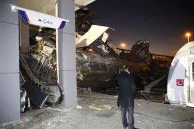 ترکی میں ٹرین حادثے میں متعدد افراد ہلاک و زخمی