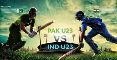 ایمرجنگ ایشیاکپ،بھارت نے سیمی فائنل میں پاکستان کو 7 وکٹوں سے شکست دیدی