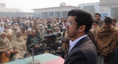 تحریک انصاف کے رہنما عثمان ترکئی کی گاڑی کو حادثہ ،معمولی زخمی