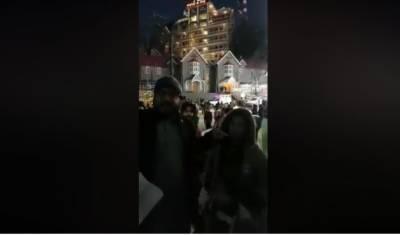 مری میں سیاح خاتون پر مقامی افراد کے تشدد کی ایک اور ویڈیو منظر عام پر آگئی