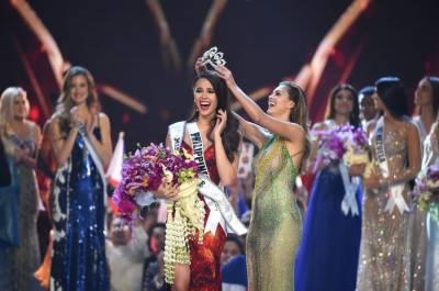 فلپائنی حسینہ کیٹریونا گرے نے مس یونیورس کا ٹائٹل جیت لیا