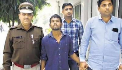 بھارت میں 15کمسن بچیوں کے قتل کا ملزم سی سی ٹی کیمروں کی مدد سے گرفتار