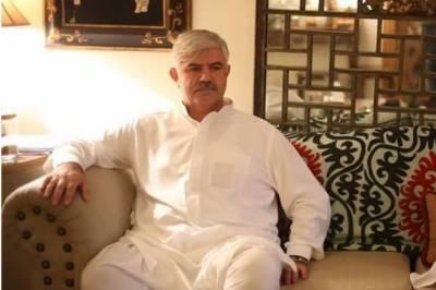 خیبرپختونخوا کے وزیراعلیٰ محمود خان نیب میں پیش