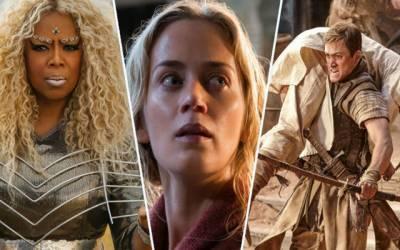 ہالی وڈ کی گلوبل باکس آفس پر نام کمانے والی فلموں کی فہرست جاری