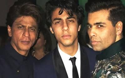 کرن جوہر کا کنگ خان کے بیٹے آریان خان کو فلم نگری میں متعارف کرانے کا فیصلہ
