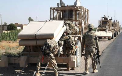 امریکی فوج کی شام سے واپسی شروع ، مکمل انخلا میں سو روز لگیں گے
