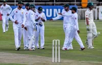 سہ روزہ ٹور میچ،پاکستان نے جنوبی افریقہ انوی ٹیشن الیون کو 6 وکٹ سے شکست دیدی