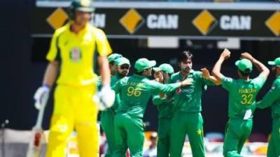 پاکستان اورآسٹریلیا کے درمیان ون ڈے سیریزکی نئی تاریخیں سامنے آگئیں