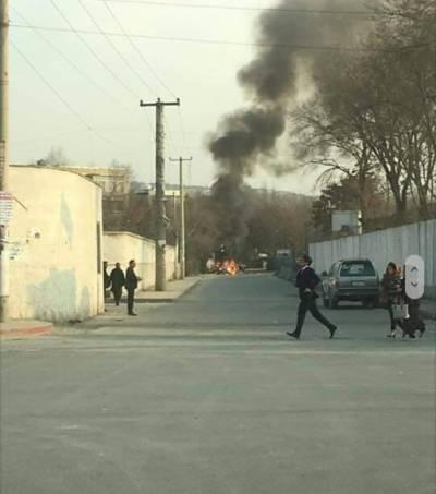 کابل میں خودکش حملے اور فائرنگ میں جاں بحق ہونے والوں کی تعداد 43 ہوگئی