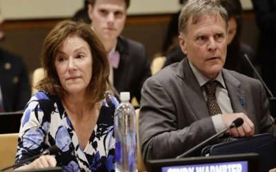 امریکی والدین نے شمالی کوریا پر پانچ سو ملین ڈالر ہرجانے کا دعویٰ کر دیا