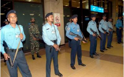 کراچی ائیرپورٹ پر منشیات سمگلنگ کی بڑی کوشش ناکام بنا دی گئی