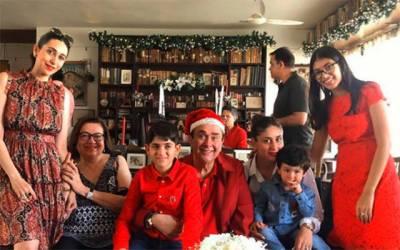 بالی ووڈ سٹارز کی کرسمس تصاویر سوشل میڈیا پر وائرل ہوگئیں
