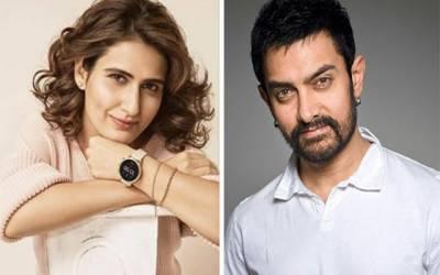 عامر خان کیساتھ تعلقات کی خبروں پر فاطمہ ثنا شیخ کا میڈیا کو دبنگ جواب