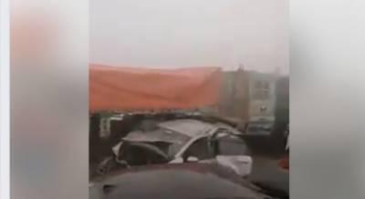 خانقاہ ڈوگراں کے قریب بس اور ٹریلر کے تصادم میں پانچ افراد جاں بحق، آٹھ زخمی