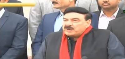 مراد علی شاہ کو مستعفی ہو جانا چاہیے، سندھ ایوان کسی نئے آدمی کو چنے ، شیخ رشید