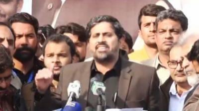 آصف زرداری جیل میں ڈا نس کلاسیں لیں گے:فیاض الحسن چوہان