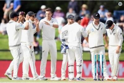 آئی سی سی کی ٹیسٹ رینکنگ جاری,نیوزی لینڈ نے جنوبی افریقہ سے تیسری پوزیشن چھین لی
