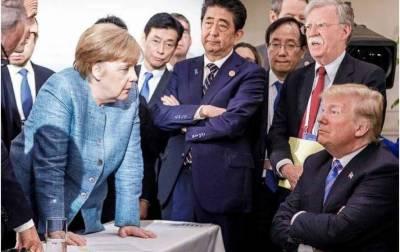 جرمن چانسلر مسلسل 8 ویں سال دنیا کی بااثر خاتون قرار