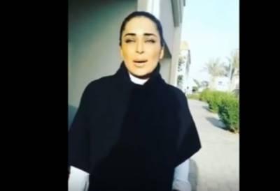 سکینڈل کوئین اداکارہ میراکا عمران خان کو انگریزی میں خراج تحسین
