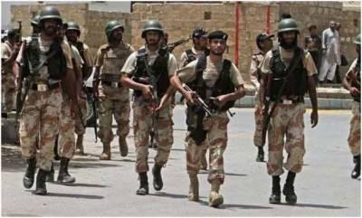 سندھ رینجرز کیجانب سے کراچی آپریشن کی 5 سالہ کارکردگی رپورٹ جاری