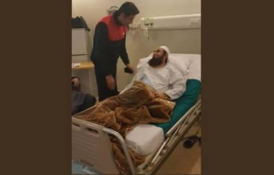 ڈاکٹروں نے مولانا طارق جمیل کو گھر جانے کی اجازت دیدی