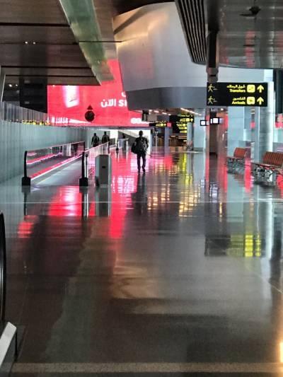 قطر کا پاکستانیوں کو ائیرپورٹ پہنچنے پر 30دن کا مفت ویزا دینے کا اعلان
