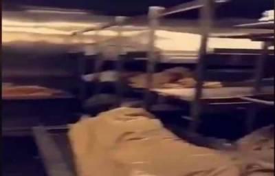 """میتوں کے ساتھ """" نیو ائیر نائٹ منانے والے سعودی گرفتار"""