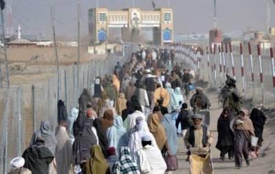 افغان شہریوں کی پاکستان میں آزادانہ نقل و حرکت پر پابندی عائد کر دی گئی