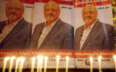 جمال خشوقجی کے قتل کیس کی سعودی عدالت میں پہلی سماعت