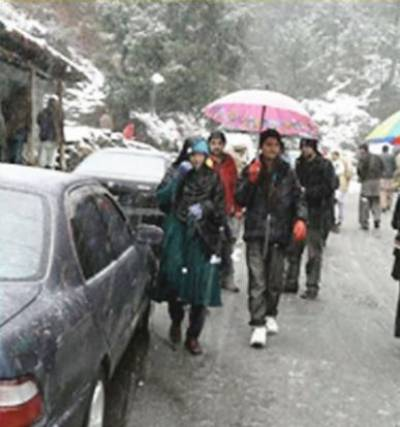 ملک بھر میں شدید سردی کا راج برقرار